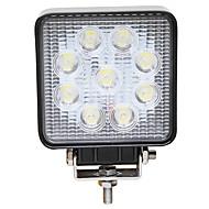 お買い得  -JIAWEN 車載 電球 27W ハイパフォーマンスLED LED 作業灯 / ヘッドランプ / フォグライト