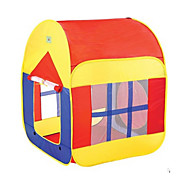 Pretend Play Play Tents & Tunnels Toys Cylindrical House Novelty Boys' Girls' Pieces