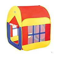 preiswerte Spielzeuge & Spiele-Spiel-Zelte & -Tunnel / Tue so als ob du spielst Haus Neuartige Nylon Jungen Kinder Geschenk