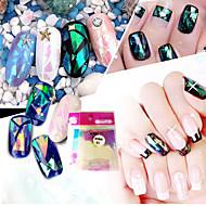 halpa -10pcs/set Nail Art tarra Vesi Siirto Tarra meikki Kosmeettiset Nail Art Design