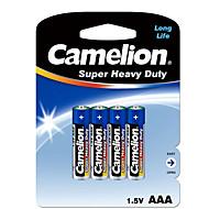 Camelion Camelion baterie cynkowo-węglowe AAA 1,5 V 4 szt