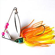 お買い得  釣り用アクセサリー-2 pcs ルアー ハードベイト プラスチック / メタル 一般的な釣り