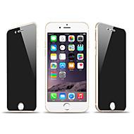 Недорогие Модные популярные товары-Защитная плёнка для экрана Apple для iPhone 6s Plus iPhone 6 Plus 1 ед. Защитная пленка для экрана Взрывозащищенный