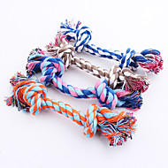 cheap Cat Toys-Cat Chew Toys Dog Chew Toys Rope Cotton For Dog Puppy