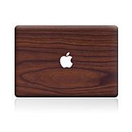 abordables Adhesivos Skin para Mac-1 pieza Adhesivo para Anti-Arañazos Fibra de Madera Diseño PVC MacBook Pro 15'' with Retina / MacBook Pro 15 '' / MacBook Pro 13'' with Retina / MacBook Pro 13 '' / MacBook Air 13'' / MacBook 12''
