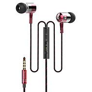 DJ PC、携帯電話の小米科技用マイク付きlangsdomがi-1オリジナルブランド専門のイヤホン低音ヘッドセット
