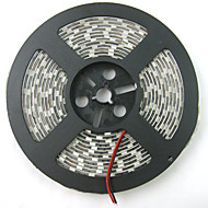 z®zdm 5m waterdichte 72W 300pcs 5050 3red 1blue / onder leiding plantaardige licht strip 12V