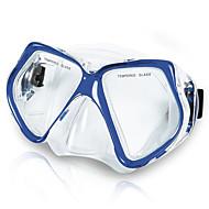 お買い得  ウォータースポーツ-ダイビングマスク NO TOOLSは必要ありません 水泳 ダイビング&シュノーケリング のために 男女兼用