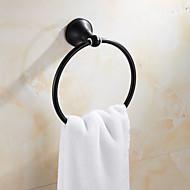 Χαμηλού Κόστους Gadget Μπάνιου-Κρίκος πετσέτας Πεπαλαιωμένο Ορείχαλκος Τοποθέτηση σε Τοίχο