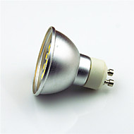 Gu10 led spotlight 30 smd 5050 2w 200 lm sıcak beyaz serin beyaz dekoratif ac 12 v 1 pc