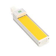 G24 Bombillas LED de Mazorca 1 leds COB Decorativa Blanco Cálido Blanco Fresco 1050-1200lm 2800-3200/6000-6500K AC 85-265V