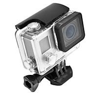 お買い得  スポーツカメラ & GoPro 用アクセサリー-glatte Rahmen 保護ケース 防水ハウジング ケース 取付方法 防水, のために-アクションカメラ,Gopro 4 Gopro 3+