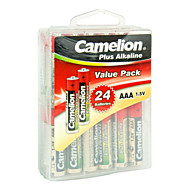Camelion LR03-pbh24 AAA alkaline batterij 1.5v 24 Pack