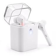 baratos -Factory OEM Fun7 EARBUD Sem Fio Fones Dinâmico Plástico Condução Fone de ouvido Mini / Com Microfone / Com caixa de cobrança Fone de ouvido