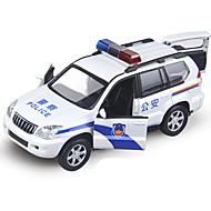 מכוניות צעצוע רכבי משיכה אחורה רכב משטרה ברווז מכונית סימולציה יוניסקס בנים בנות צעצועים מתנות