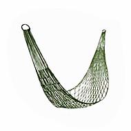 キャンプ用ハンモック 折り畳み式 通気性 ナイロン のために 狩猟 ハイキング 釣り ビーチ キャンピング 旅行 屋外 屋内 ピクニック