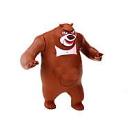 ราคาถูก -Pretend Play ตุ๊กตา Model Building Kits Toys Bear Animal น่ารัก ขนาดใหญ่ เพลงและแสง สำหรับเด็ก ชิ้น