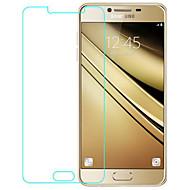 Недорогие Защитные пленки для Samsung-Защитная плёнка для экрана для Samsung Galaxy J5 Prime Закаленное стекло 1 ед. Защитная пленка для экрана HD / Уровень защиты 9H