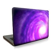 Dla macbook air 11 13 / pro13 15 / pro z siatkówką 13 15 / macbook12 purpurowy whirlpool opisany opis laptopa firmy apple