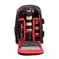 tanie Akcesoria do PC i tabletów-Torba-SLR-Uniwersalny Canon Nikon Olympus Sony Fujitsu Casio Kodak Panasonic Samsung Pentax Ricoh Fujifilm-Plecak-Czarny Zielony Czerwony