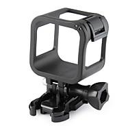 お買い得  スポーツカメラ & GoPro 用アクセサリー-glatte Rahmen 便利 ために アクションカメラ Gopro 4 Session / Gopro 2 キャンピング&ハイキング / 狩猟 / スキー ABS