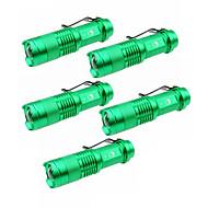 U'King Linternas LED LED 1500 lm 3 Modo Cree XP-E R2 Enfoque Ajustable Zoomable para Camping/Senderismo/Cuevas De Uso Diario Al Aire Libre