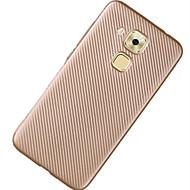 Для Ультратонкий Кейс для Задняя крышка Кейс для Один цвет Мягкий TPU для HuaweiHuawei P10 Plus Huawei P10 Huawei P9 Huawei P9 Lite