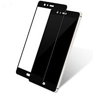 お買い得  スクリーンプロテクター-スクリーンプロテクター Huawei のために Mate 9 強化ガラス 1枚 スクリーンプロテクター 防爆 2.5Dラウンドカットエッジ 硬度9H ハイディフィニション(HD)