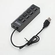 お買い得  USB ハブ & スイッチ-4つ