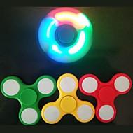 abordables Lámparas LED Novedosas-led mano spinner america bandera emoji impreso fidget spinner descompresión juguete dedo gyro