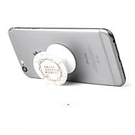 abordables Accessoires Universels de Téléphone-Fixation Support pour Téléphone Bureau Rotation 360° Support Ajustable Polycarbonate for Téléphone portable