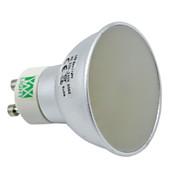 halpa LED-kohdevalaisimet-5W GU10 GU5,3(MR16) LED-kohdevalaisimet MR16 128 ledit SMD 3014 Himmennettävissä Koristeltu Lämmin valkoinen Kylmä valkoinen Neutraali