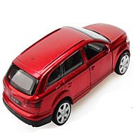 لعبة سيارات ألعاب سيارة الحفريات ألعاب محاكاة مربع سبيكة معدنية بلاستيك قطع هدية