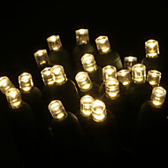 abordables Tiras de Luces LED-GMY® 50 LED Blanco Cálido Impermeable AC 110-130V V