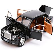 Terugtrekvoertuigen Speelgoedauto's Racewagen Speeltjes Speeltjes Metaallegering Metaal Stuks Niet gespecificeerd Verjaardag Kerstmis