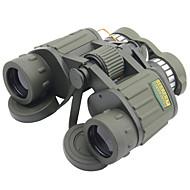 voordelige Verrekijkers-8X42mm Verrekijker High-definition Algemeen Draagtas Hoogspanning Roof Prism Militair Spotting Scope Handheld Vouwen Algemeen gebruik