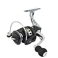 Spinning Reel / Kołowrotki Kołowrotki spinningowe 5.5:1 13 Łożyska kulkowe wymiennySea Fishing / Casting Bait / Ice Fishing / Spinning /
