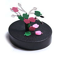 cheap Toys & Hobbies-Magnetic Sculpture Magnet Toys Stress Relievers 1 Pieces Toys Creative Magnetic Desk Decoration DIY Apple Gift