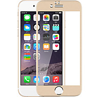 お買い得  -XIMALONG スクリーンプロテクター のために Apple iPhone 7 チタニウム合金 1枚 スクリーンプロテクター ハイディフィニション(HD) / 傷防止