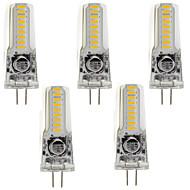 3W LED Bi-Pin lamput T 18 SMD 3014 260 lm Lämmin valkoinen Kylmä valkoinen V 5 kpl