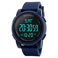 abordables Tendencias actuales de la tecnología-Reloj Smart Resistente al Agua Long Standby Deportes Múltiples FuncionesReloj Cronómetro Despertador Cronógrafo Calendario Dos Husos