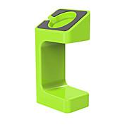 Happytu Watch Stand para apple watch series 1 2 suporte de abs 38mm / 42mm cabo não inclui