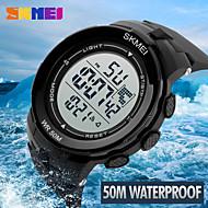 Муж. Спортивные часы Нарядные часы Смарт-часы Модные часы Наручные часы Уникальный творческий часы электронные часы Китайский Цифровой