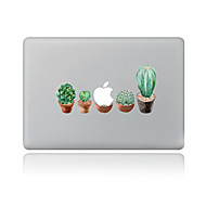 voordelige Mac-skinstickers-1 stuks Skinsticker voor Krasbestendig Flora/Botanisch Patroon PVC MacBook Pro 15'' with Retina MacBook Pro 15 '' MacBook Pro 13'' with