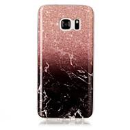 halpa Galaxy S4 kotelot / kuoret-Etui Käyttötarkoitus Samsung Galaxy S8 Plus S8 IMD Kuvio Takakuori Marble Pehmeä TPU varten S8 S8 Plus S7 edge S7 S6 edge S6 S5 S4 S3