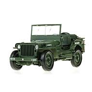 Vehicul cu Tragere Jucării pentru mașini Vehicul de Construcție Jucarii Rezervor Aeronavă Mașină Aliaj Metalic Bucăți Unisex Cadou