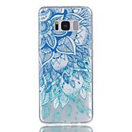 voordelige Galaxy S5 Hoesjes / covers-hoesje Voor Samsung Galaxy S8 Plus S8 Transparant Patroon Achterkantje Mandala Zacht TPU voor S8 S8 Plus S7 edge S7 S6 S5