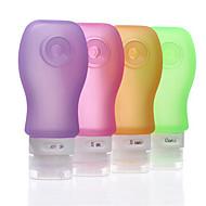 お買い得  トラベル小物-トラベルマグ 洗面道具 のために 洗面道具 オレンジ パープル レッド グリーン ブルー