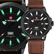 Муж. Модные часы Наручные часы Часы-браслет Повседневные часы Спортивные часы Нарядные часы Японский Японский кварц Календарь Панк