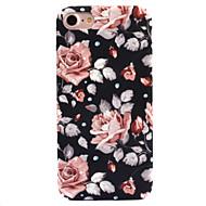 Недорогие Кейсы для iPhone 8-Кейс для Назначение Apple iPhone 8 iPhone 8 Plus С узором Кейс на заднюю панель Цветы Твердый ПК для iPhone 8 Pluss iPhone 8 iPhone 7